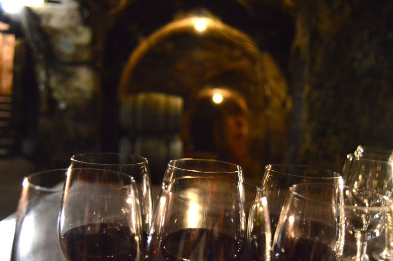 Rioja Wine Cave Day